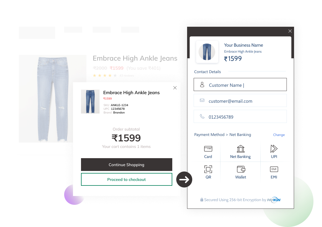 payment gateway for ecommerce